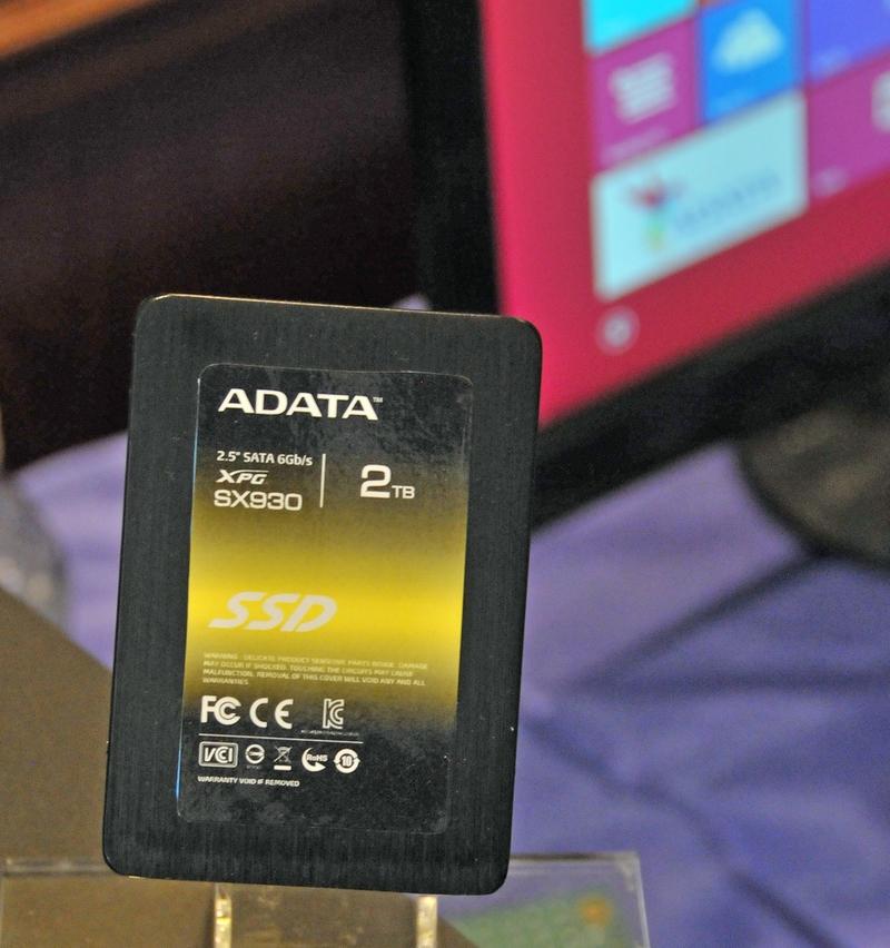 ADATA présente un SSD de 2To