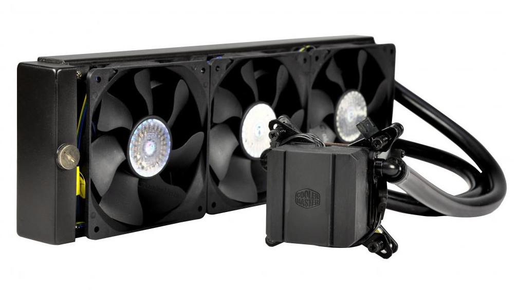 [CES] Un AIO 360 chez Cooler Master
