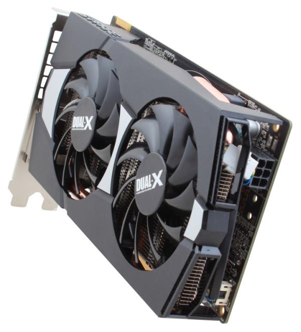 Sapphire annonce la R7 265 Dual-X