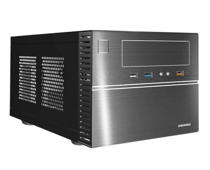 [CEBIT 2014] ENERMAX présente son premier boitier mini-ITX, le ECA1010
