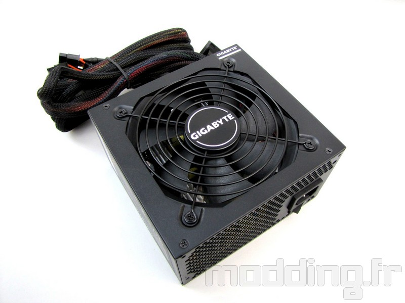 [TEST] Alimentation Gigabyte Pulse 650Watts