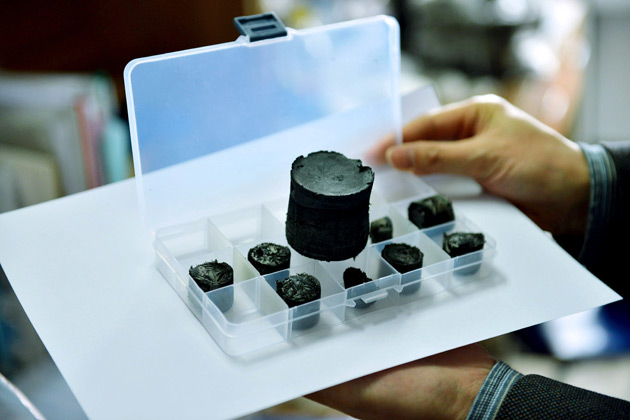 Samsung revendique les premiers prototypes de puces en graphène