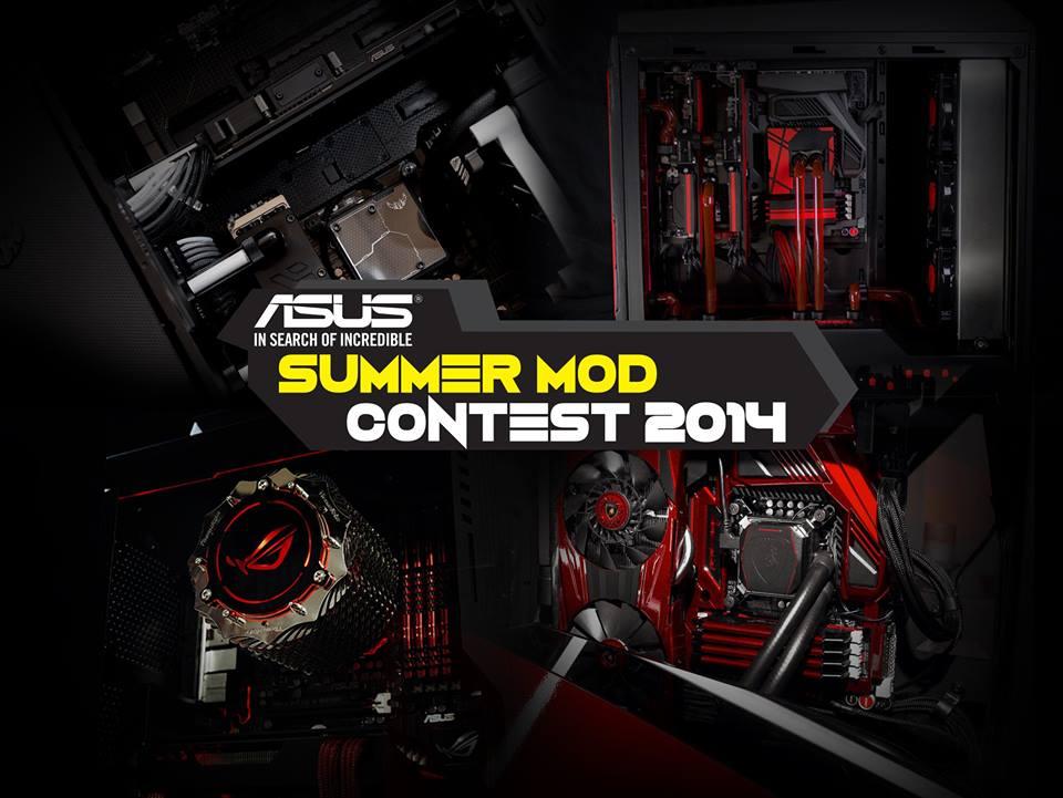 ASUS Summer Mod Contest 2014!