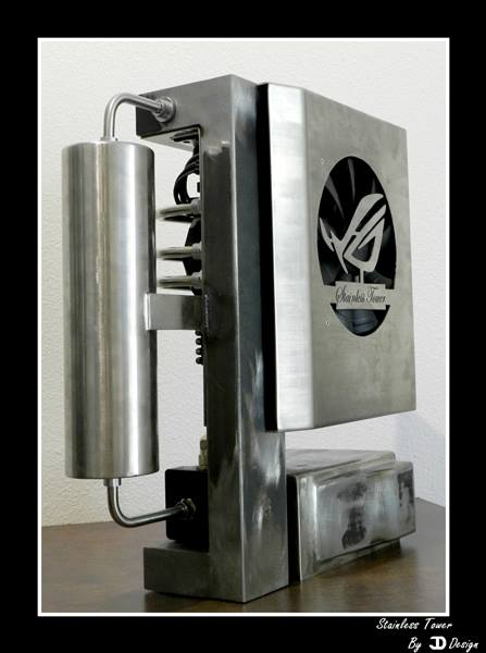 [MOD] Stainless Tower by JD Design