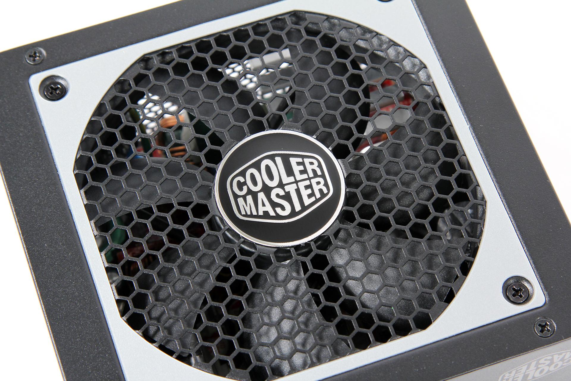 [Unboxing] Cooler Master V550s