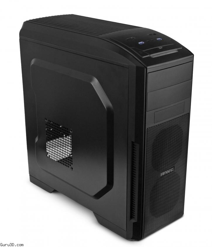 Antec sort son chassis Gaming GX500