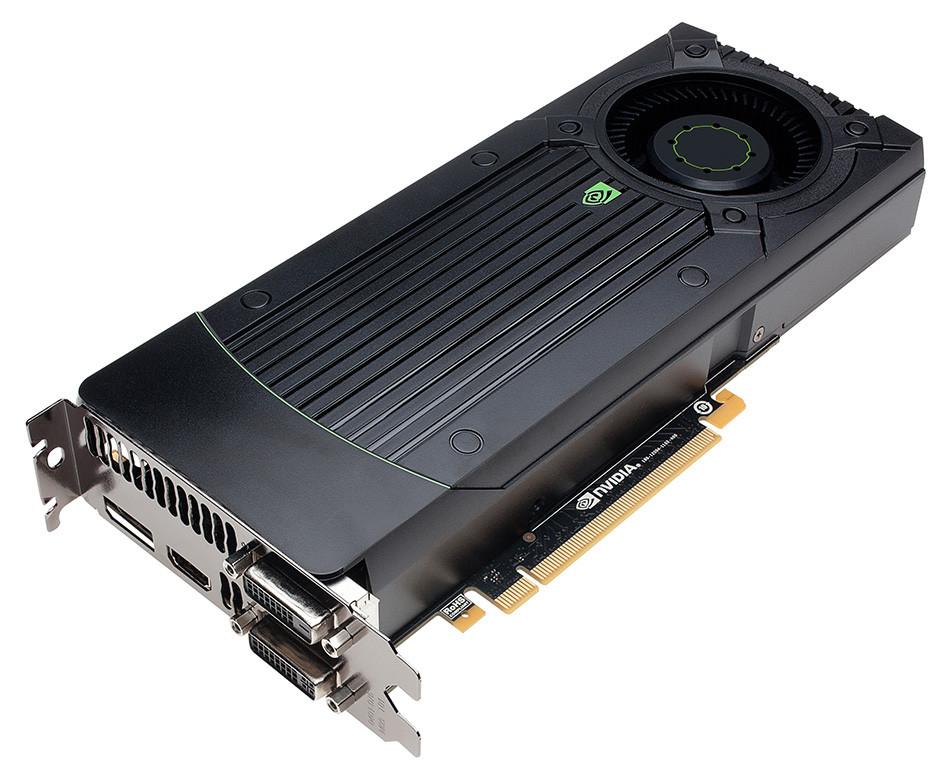 NVIDIA GeForce GTX 880 détaillée