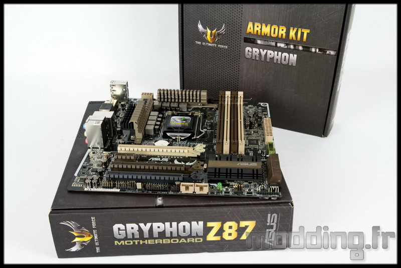 [TEST] Asus Z87 Gryphon