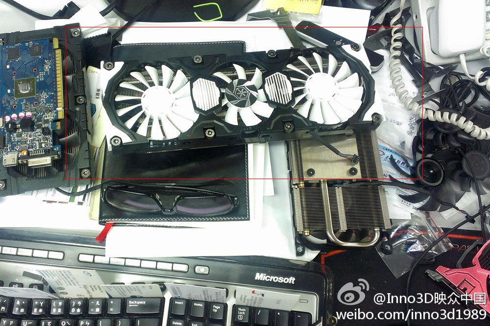 Inno3D prépare un radiateur custom pour la Titan Z