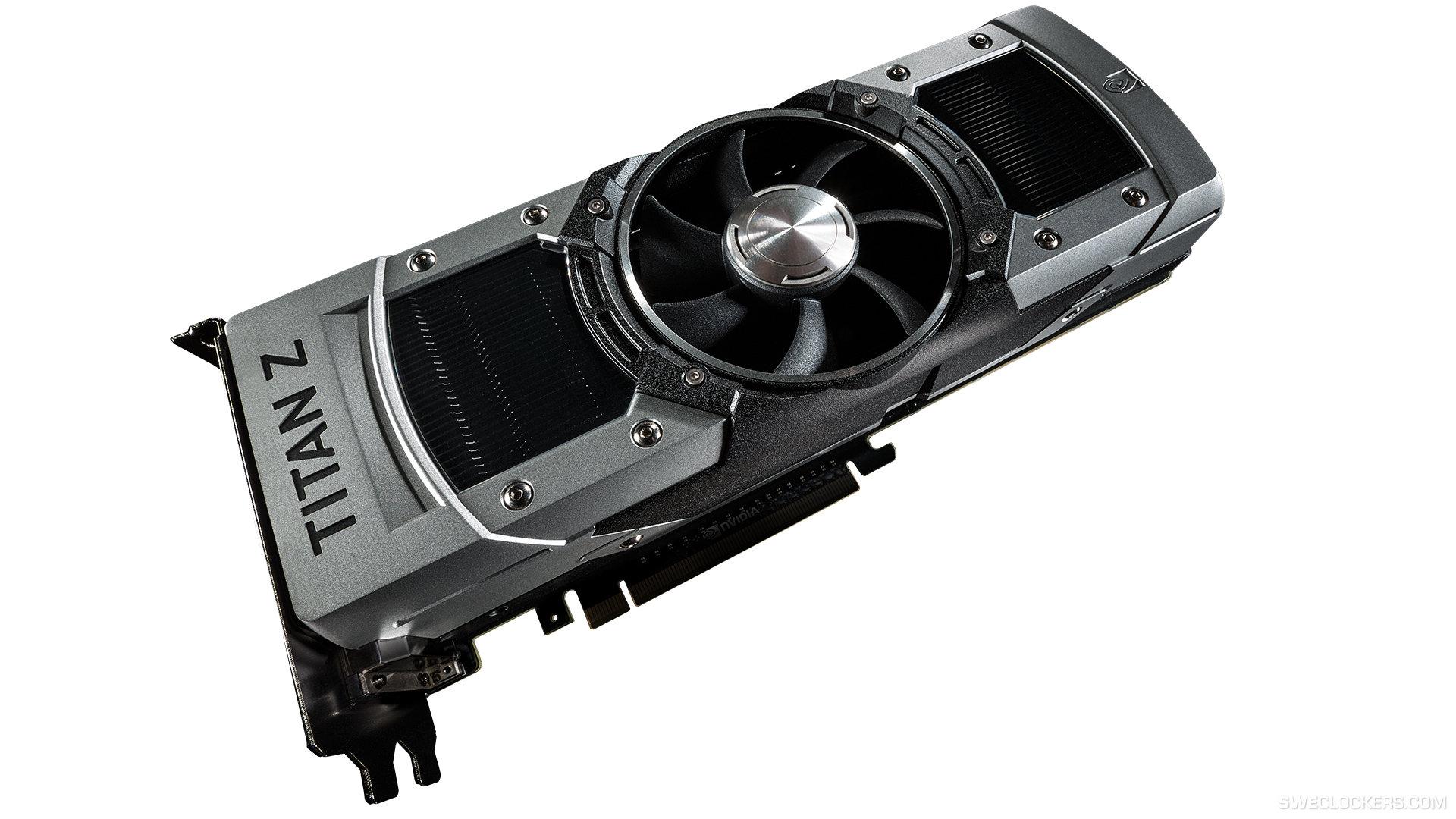 Nvidia reporte la Titan Z