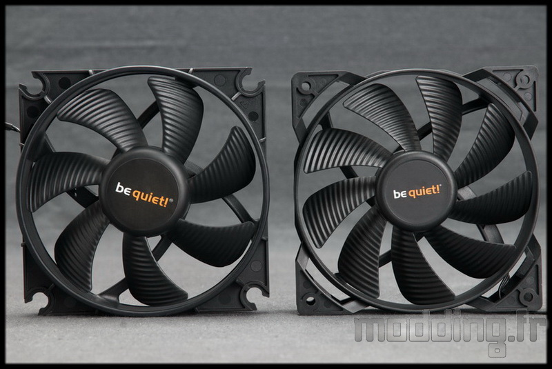 [TEST] Ventilateur Bequiet! Pure Wings 2 Vs Silent Wings 2