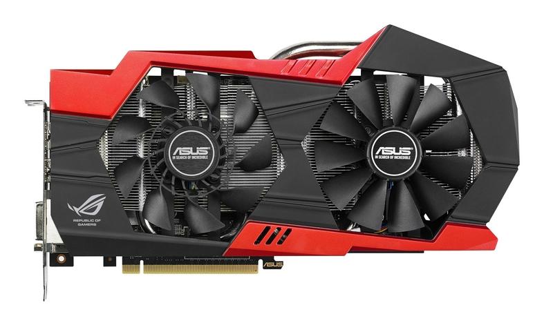 ASUS lance la GTX 760 Striker Platinum