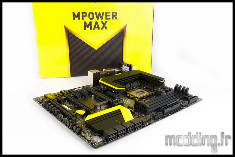 [TEST] MSI MPower Max