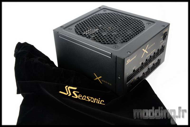 [TEST] Alimentation Seasonic X-850 Gold