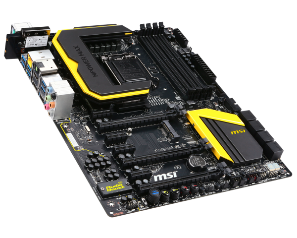 [UNBOXING] MSI MPower Max Z87
