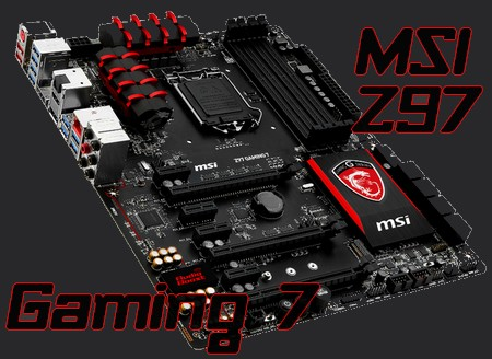 [TEST] MSI Z97 Gaming 7