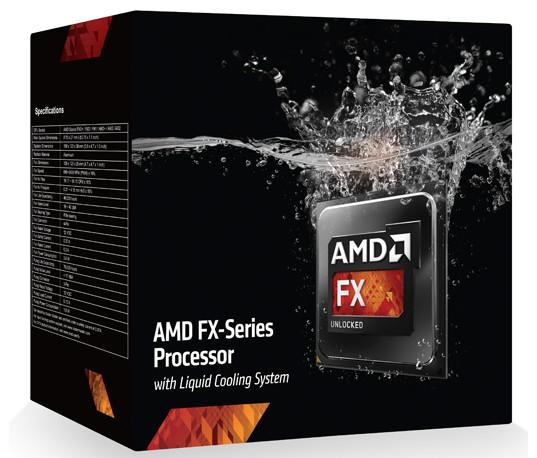 Un nouveau packaging pour le fx9590