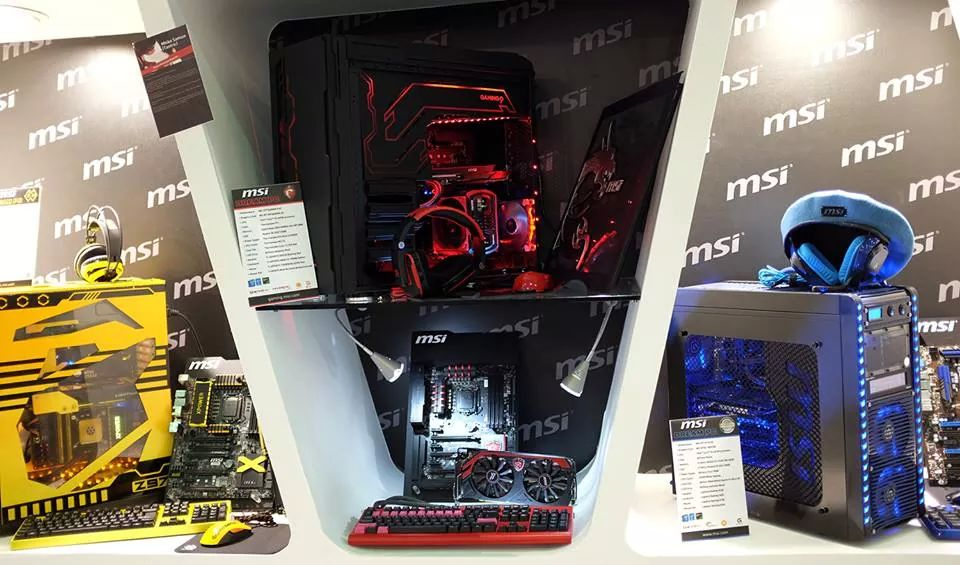 Computex 2014 : MSI Dream PC
