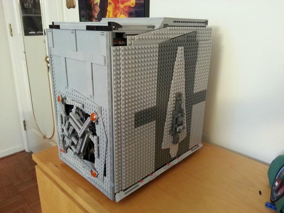 LEGO Star Wars : La revanche du Moddeur