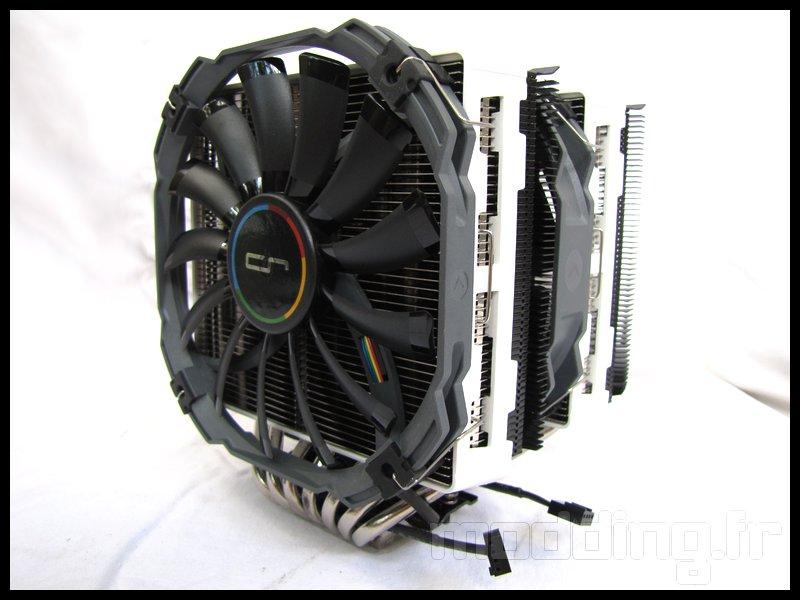 [TEST] Ventirad Cryorig R1 Universal