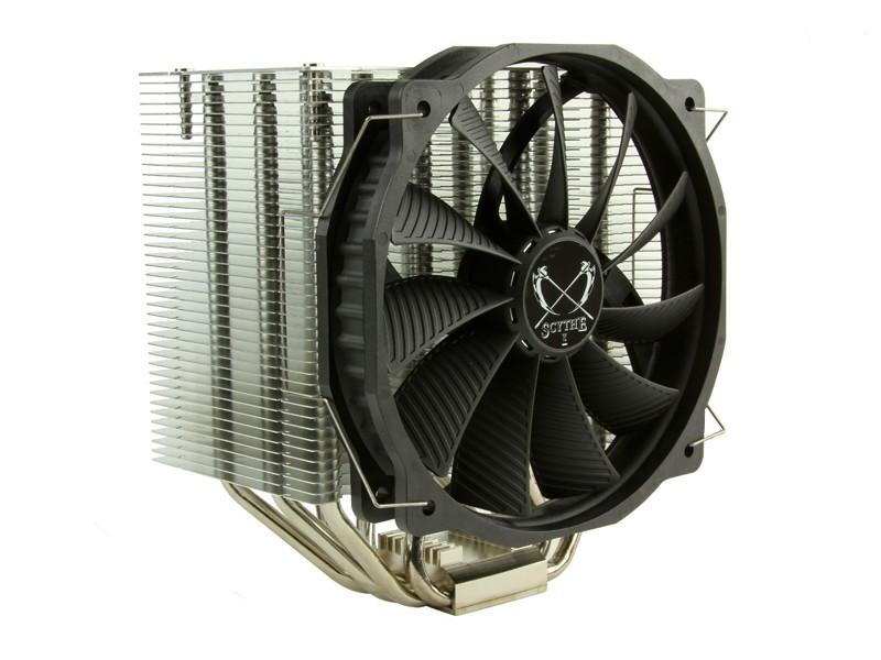 Nouveau ventirad chez SCYTHE, le Mugen MAX