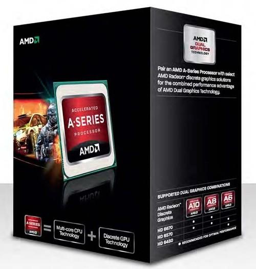 Un petit nouveau chez AMD