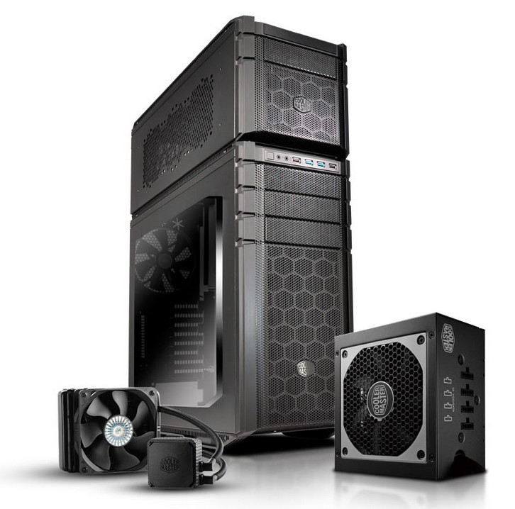 [Bon plan] CM HAF STACKER 935 + Seidon 120V + VS 650W  à moins de 200€
