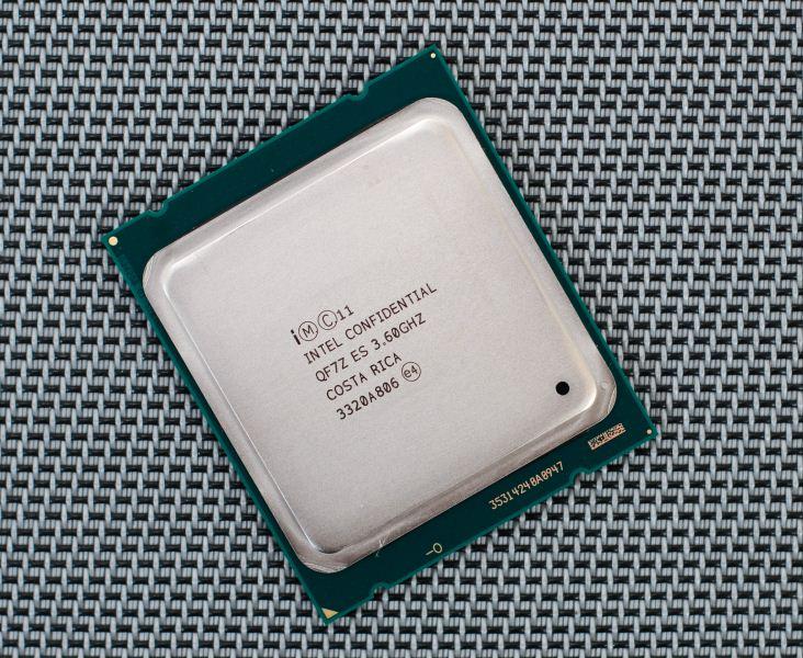 Les prix des Intel Core i7