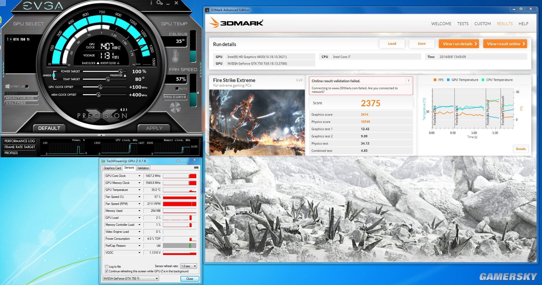 Galaxy-GeForce-GTX-750-Ti-HOF-1.4-GHz