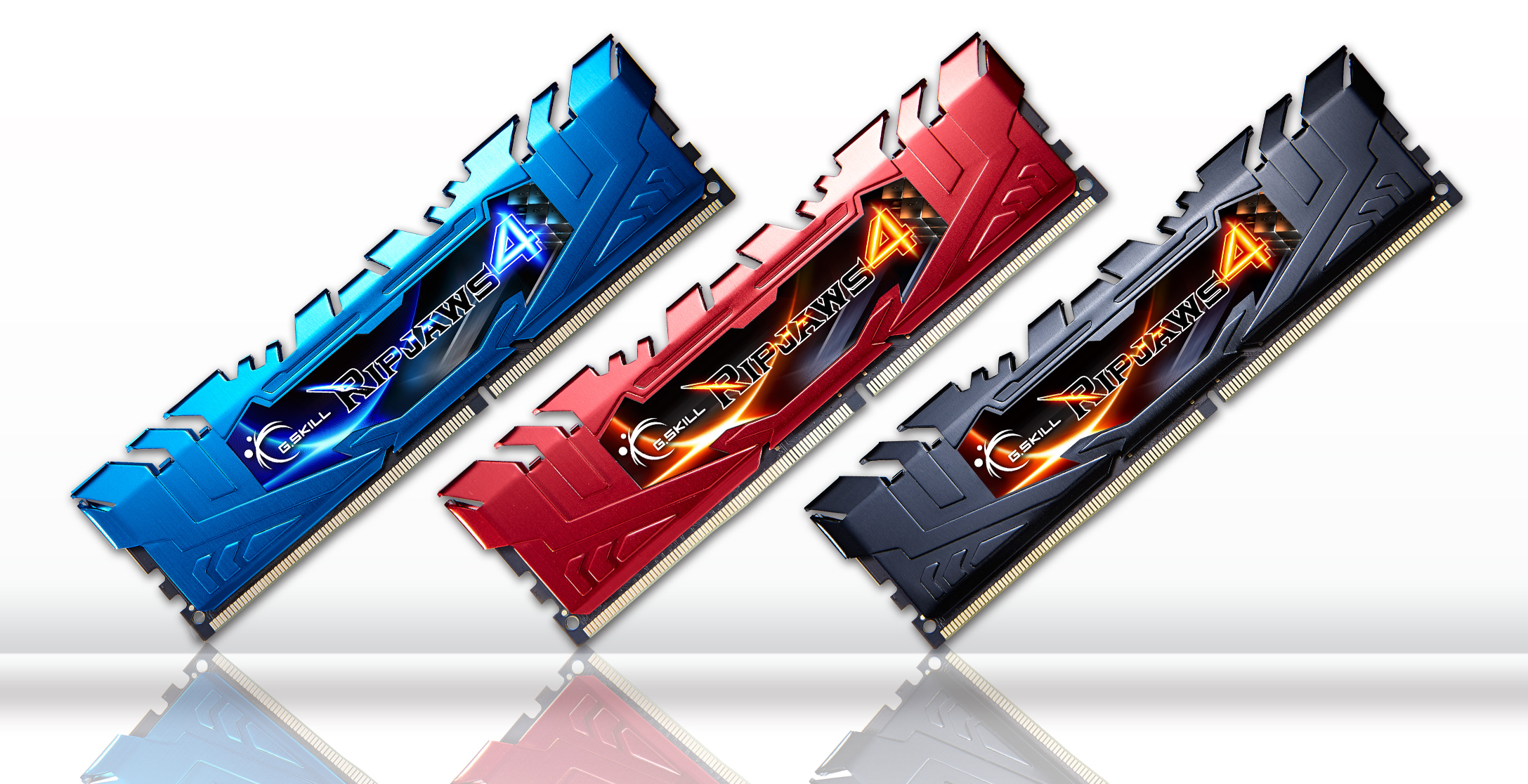 G-SKILL annonce officiellement sa Ripjaws DDR4 en 3200MHz
