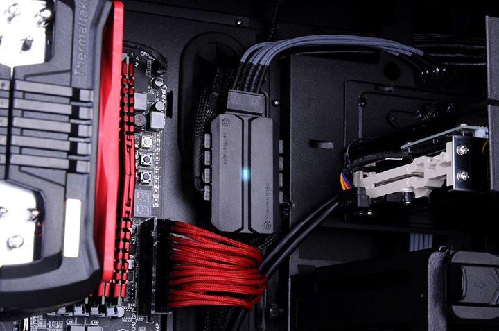 Thermaltake propose de ranger vos cables