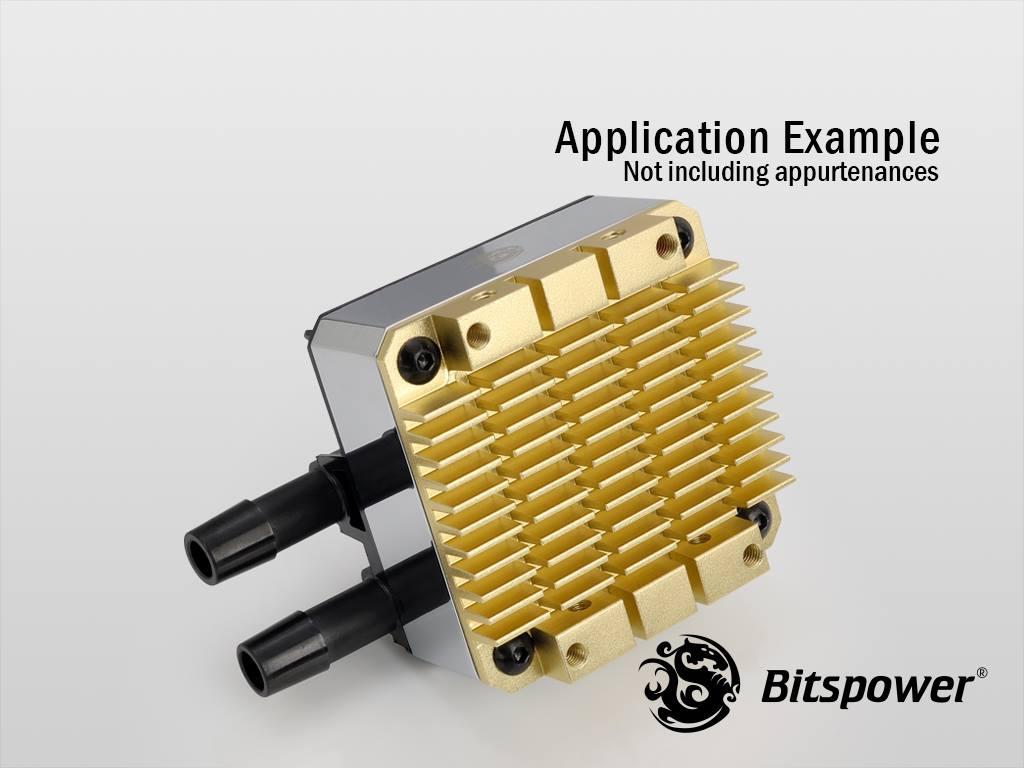 Bitspower voit en couleurs