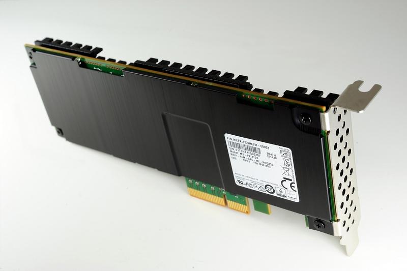 Un SSD de 3To chez Samsung