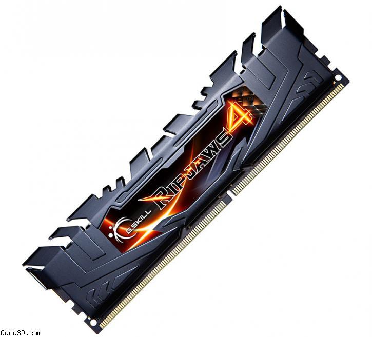 La DDR4 la plus rapide du monde chez G SKILL