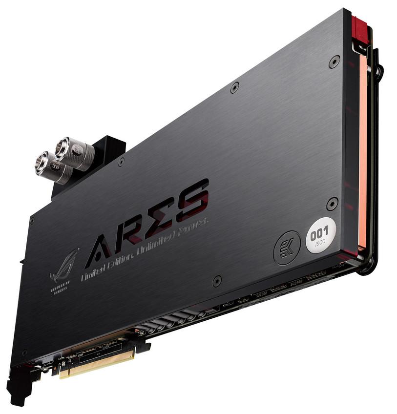 [MAJ] La grosse ASUS ROG Ares III se montre
