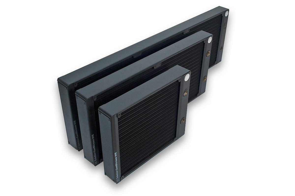 Des radiateurs en 180mm chez EK