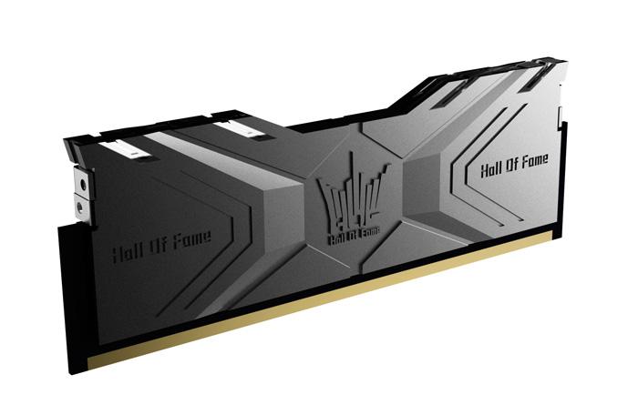 La DDR4 HOF jusqu'à 3200MHz