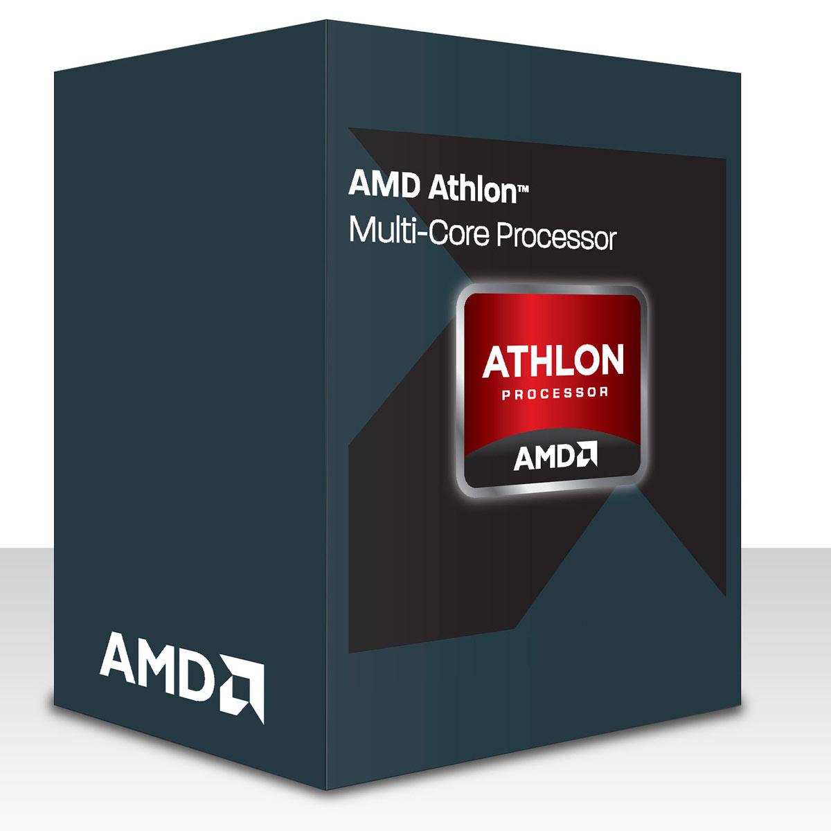 Athlon X4 860K déjà disponible