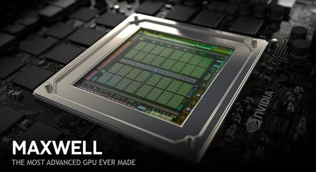 Geforce GTX 980M Mobility : les Spécifications