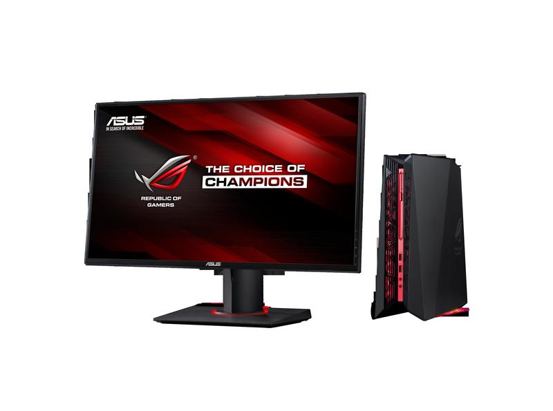 Asus présente son mini PC gaming