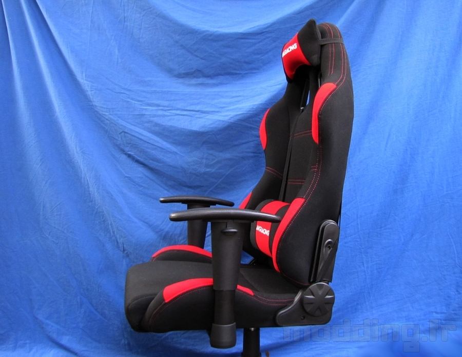 [TEST] Fauteuil AKRACING