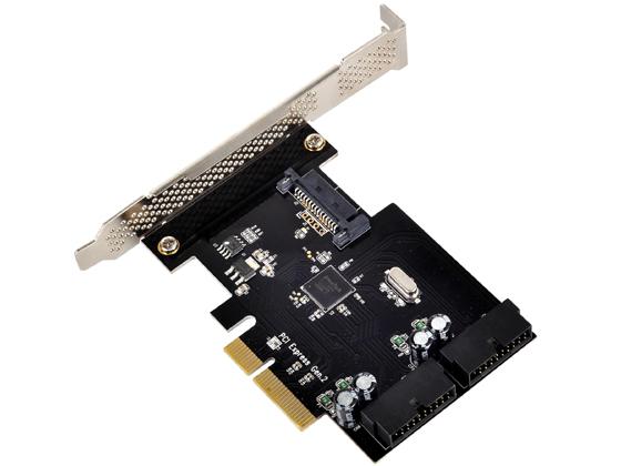 SILVERSTONE vous rajoute des connecteurs USB3 interne