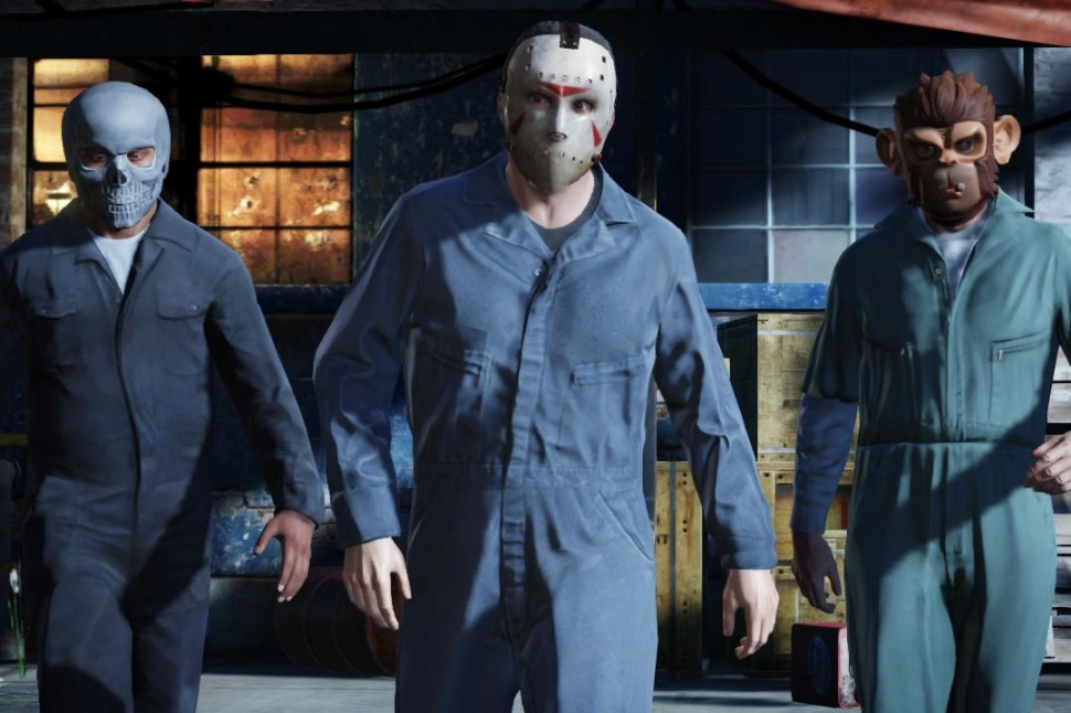 GTA 5 pour PC, PS4 et Xbox One à la première personne
