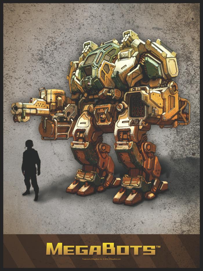 Bientôt des combats de Robots Géants