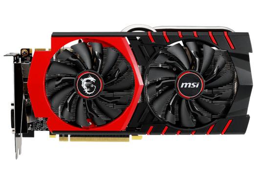 MSI annonce une GTX 970 LE
