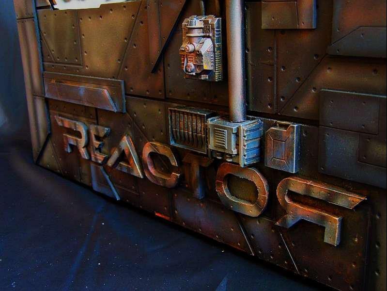 [MOD] Reactor of Proxycon