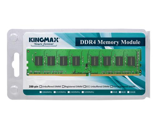 Kingmax revient avec de la DDR4