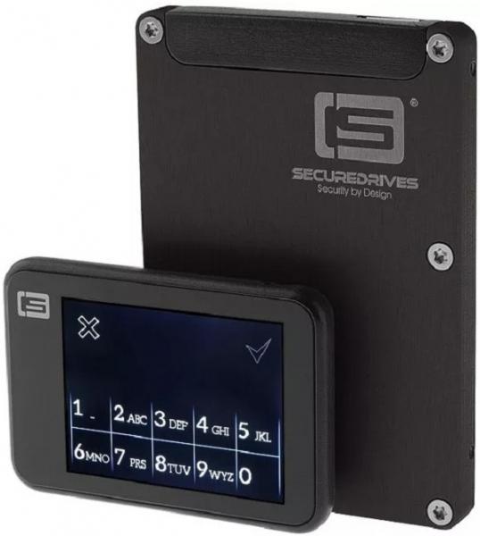 Un SSD qui s'autodétruit par SMS