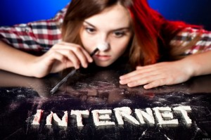 addiction à internet