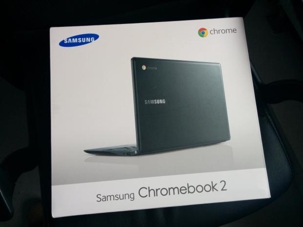 Samsung annonce le Chromebook 2 avec un proco Intel pour 250 $